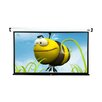 "Elite Screens Home2 Series Matte White 120"" Electric Projection Screen"