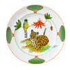 "Lynn Chase Designs Rainforest 8.5"" Salad Plate (Set of 4)"