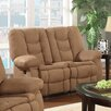Flair Vicarage Reclining Loveseat
