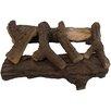 Moda Flame 6 Piece Ceramic Fireplace Gas Log Set