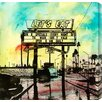 Gallery Direct 32nd Street I by Sara Abbott Painting Print on Wrapped Canvas