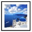 Gallery Direct Tini Santorini Framed Photographic Print