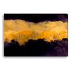 Gallery Direct Abstract Borealis by Lisa Fabian Painting Print on Wrapped Canvas