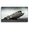 Gallery Direct Abandoned Wreckage by New Era Photographic Print on Canvas