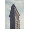 Gallery Direct Flatiron by New Era Photographic Print on Canvas