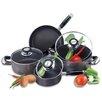 HDS TRADING CORP Nonstick 7 Piece Cookware Set II