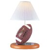"Lite Source Football 22.5"" H Table Lamp with Empire Shade"