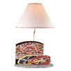 """Lite Source Nascar 21.5"""" H Table Lamp with Empire Shade"""
