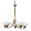 Lite Source Maestro 5 Light Chandelier