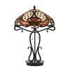 "Lite Source Benard 23.5"" H Table Lamp with Bowl Shade"