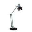 """Lite Source Duccio 23"""" H Table Lamp with Drum Shade"""