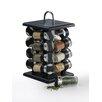 Longden Enterprises Inc 16 Piece Jar Spice Rack Set
