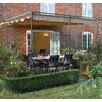 Rowlinson St.Tropez 8ft. H x 10ft W x 11ft.D Awning