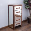 Home Loft Concepts Eve 5 Drawer Chest