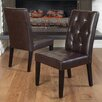 Home Loft Concepts Colwynn Stitched 2pk Dining Chair (Set of 2)
