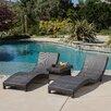 Home Loft Concepts Cabrillo 3 Piece Chaise Lounge Set