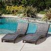 Home Loft Concepts Cabrillo Chaise Lounge (Set of 2)