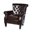 Home Loft Concepts McClain Tufted Upholstered Arm Chair