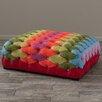 Home Loft Concepts Rainbow Patch Ottoman