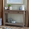 Andover Mills 2 Drawer Console Table