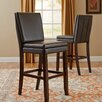 "Andover Mills Gates 30"" Bar Stool with Cushion (Set of 2)"