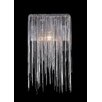 Avenue Lighting Fountain Avenue 1 Light Jewelry Chain Wall Sconce