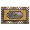Bacova Guild Koko Framed Tavern Doormat