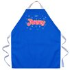 Attitude Aprons by L.A. Imprints Yummy Apron in Royal