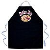 Attitude Aprons by L.A. Imprints Cutie Pie Apron in Black