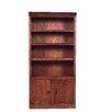 "Forest Designs 72"" Standard Bookcase"