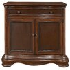 Pulaski Furniture 1 Drawer and 2 Door Cabinet