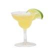 Restaurantware Mini Margarita Glass (100 Count)