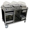 Cadco Mobile Hot Buffet Cart