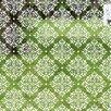 Odhams Press Damask Decorative Window Film