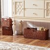 Three Posts 3 Piece Storage Basket Set