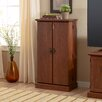 Three Posts Bauman Multimedia Storage Cabinet