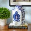 Three Posts Anson Ceramic Lidded Jar