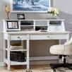 Three Posts Ackerson Open Storage Desk