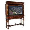 Emerson Bentley Inlaid Oyster Cabinet