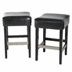 "Christopher Knight Home Exclusives 30.71"" Bar Stool with Cushion (Set of 2)"