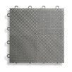 """BlockTile 12"""" x 12""""  Deck and Patio Flooring Tile in Gray (Set of 30)"""