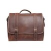 Canyon Outback Leather Old Fort Leather Laptop Briefcase