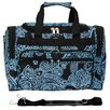 "World Traveler Paisley 16"" Shoulder Duffel"