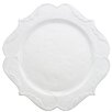 "Bella Bianca 13.5"" Filigree Charger Plate"