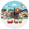 """Vandor LLC 13.5"""" South Park Cordless Wall Clock"""