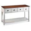 Magnussen Furniture Bellhaven Console Table
