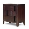 Magnussen Furniture Nova 3 Drawer Bachelor's Chest