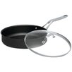 """Starfrit The Rock 11"""" Frying Pan with Lid"""
