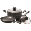 Starfrit Simplicity 5 Piece Cookware Set