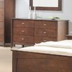 All Home Marshall 6 Drawer Chest